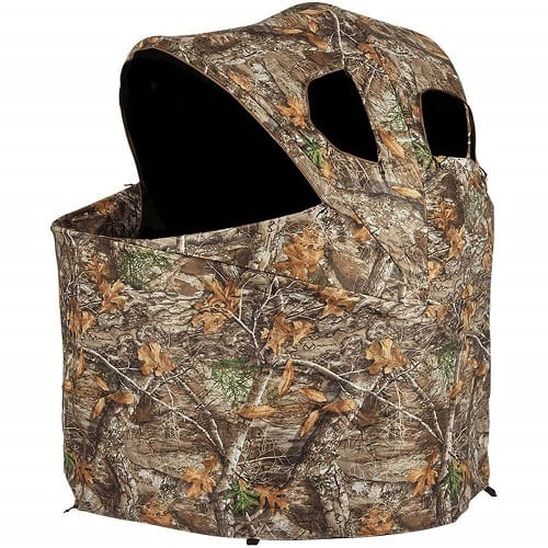 Ameristep Two Person Tent Chair Hunting Blind