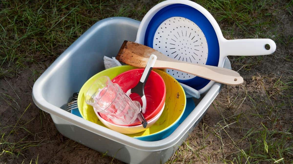 Best Portable Camping Sink Featured