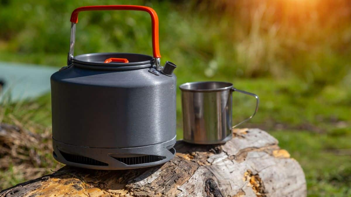 Best Camping Kettle Featured