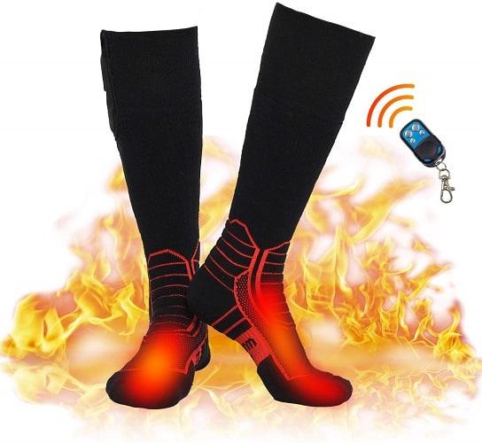 Dr Warm Wireless Heated Socks
