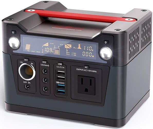 Rockpals Portable Lithium Generator