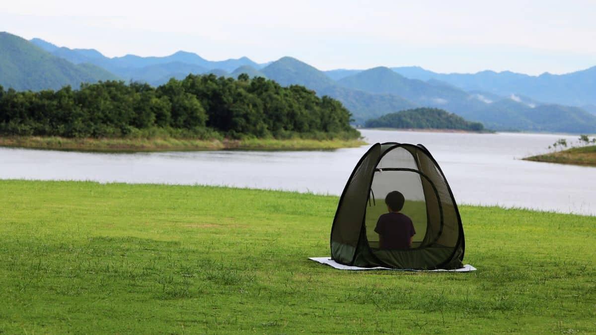 Best Pop Up Mosquito Net Tent Featured