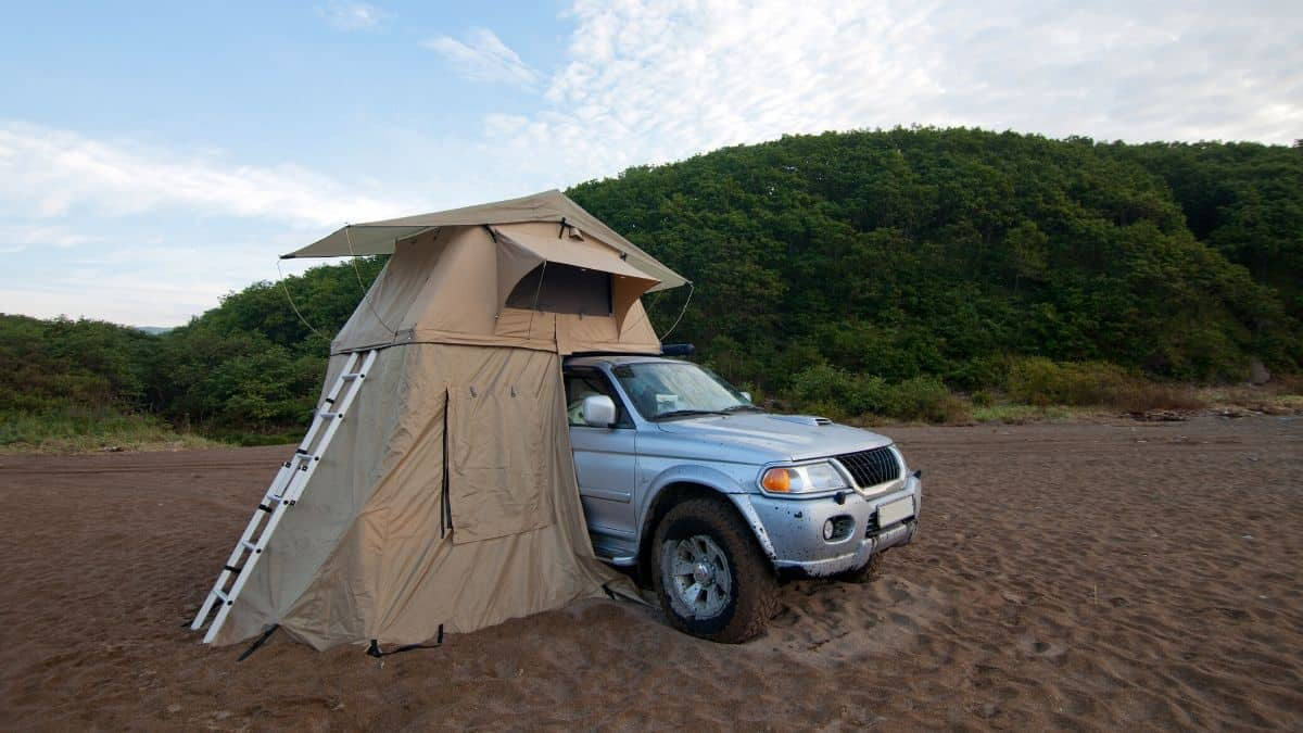 Best Roof Top Tent Featured