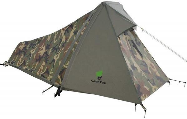 Geertop Portable Lightweight Bivy Tent