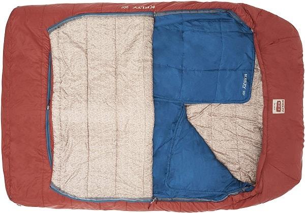 Doublewide 20 Degree Sleeping Bag