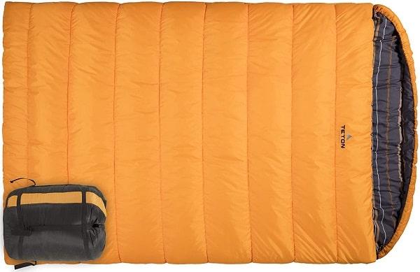 Warm Queen Size Double Sleeping Bag
