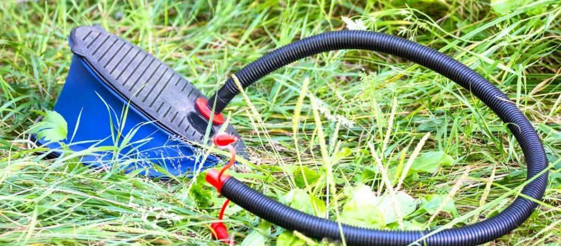 Best Air Mattress Pump for Camping